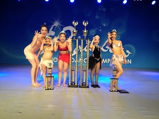 2013 Dancers of the Year Compete in AUSTRALIA!