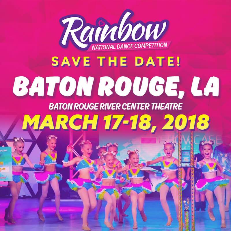 JUST ADDED – Baton Rouge, LA | March 17-18, 2017
